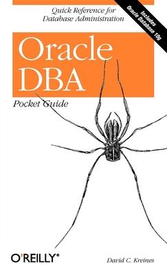 Oracle DBA Pocket Guide - Kreines, David C