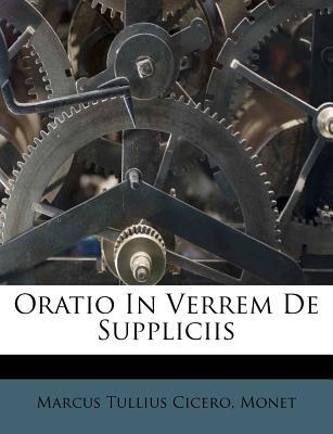 Oratio in Verrem de Suppliciis - Cicero, Marcus Tullius