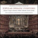 Orchestral Favourites Vol. XXIV: Popular Operatic Overtures