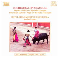 Orchestral Spectacular - Royal Philharmonic Orchestra; Adrian Leaper (conductor)