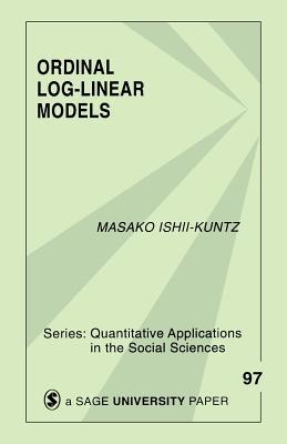 Ordinal Log-Linear Models - Ishii-Kuntz, Masako
