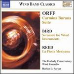 Orff: Carmina Burana Suite; Bird: Serenade for Wind Instruments; Reed: La Fiesta Mexicana