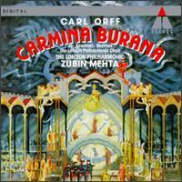 Orff: Carmina Burana - Bo Skovhus (baritone); Jochen Kowalski (alto); Sumi Jo (soprano); London Philharmonic Choir (choir, chorus);...