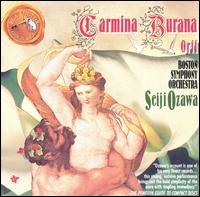 Orff: Carmina Burana - Evelyn Mandac (soprano); Sherrill Milnes (baritone); Stanley Kolk (tenor);...