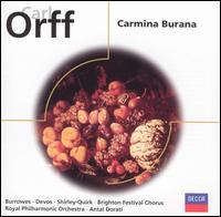 Orff: Carmina Burana - John Shirley-Quirk (baritone); Louis Devos (tenor); Norma Burrowes (soprano); Brighton Festival Chorus (choir, chorus);...