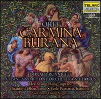 Orff: Carmina Burana - Earle Patriarco (baritone); Hei-Kyung Hong (soprano); Stanford Olsen (tenor);...
