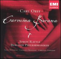 Orff: Carmina Burana - Christian Gerhaher (baritone); Lawrence Brownlee (tenor); Sally Matthews (soprano); Berlin Radio Chorus (choir, chorus);...