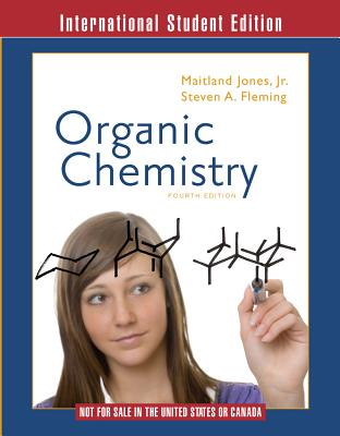 9780393117363 organic chemistry maitland jones jr rh alibris com Organic Chemistry Janice Smith PDF Organic Chemistry Biochemistry