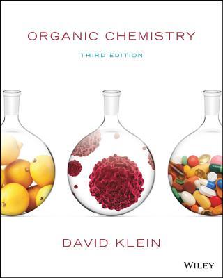 Organic Chemistry - Klein, David R, Dr.