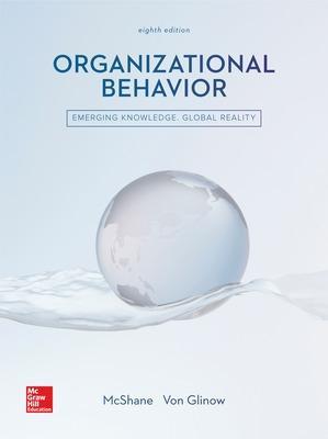 Organizational Behavior - Von Glinow, Mary Ann