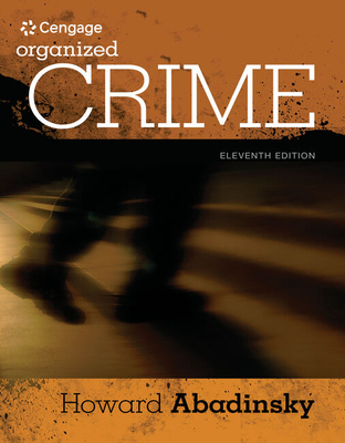 Organized Crime - Abadinsky, Howard