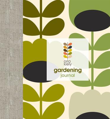 Orla Kiely Gardening Journal - Kiely, Orla