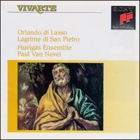 Orlando di Lasso: Lagrime di San Pietro - Cecilia Roovers (vocals); Harry van der Kamp (bass); Huelgas Ensemble; Ibo van Ingen (tenor); Katelijne van Laethem (vocals);...