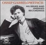 Ossip Gabrilowitsch