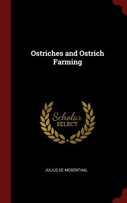 Ostriches and Ostrich Farming - De Mosenthal, Julius