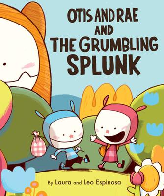 Otis and Rae and the Grumbling Splunk - Espinosa, Laura