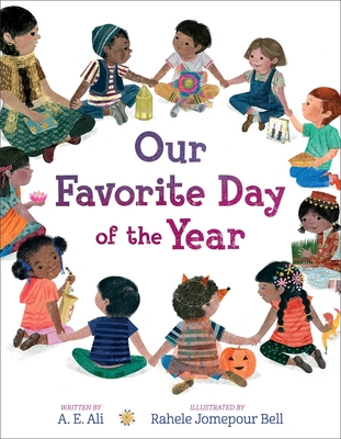 Our Favorite Day of the Year - Ali, A E