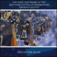 Out of the Blue - The Pipes & Drums of the New York City Police Department Emerald