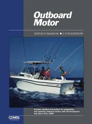 Outboard Motor Service Vol 2 Ed 11 - Penton