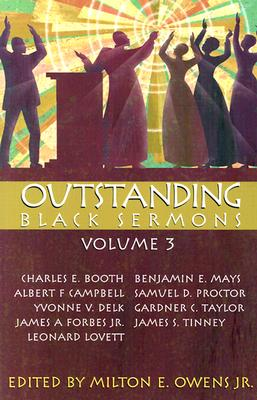 Outstanding Black Sermons - Owens, Milton E (Editor)
