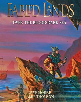 Over the Blood-Dark Sea: Large format edition - Morris, Dave, and Thomson, Jamie