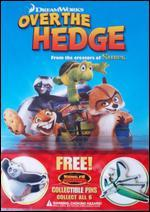 Over the Hedge [P&S] [With 2 Kung Fu Panda Pins]