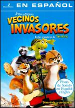 Over the Hedge [Spanish Packaging] - Karey Kirkpatrick; Tim Johnson
