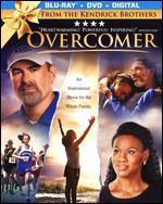 Overcomer [Includes Digital Copy] [Blu-ray/DVD]