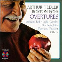 Overtures - Boston Pops Orchestra; Arthur Fiedler (conductor)