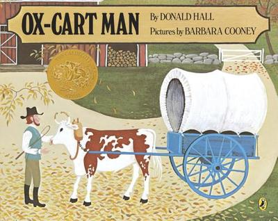 Ox-Cart Man - Hall, Donald