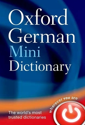 Oxford German Mini Dictionary - Oxford Dictionaries