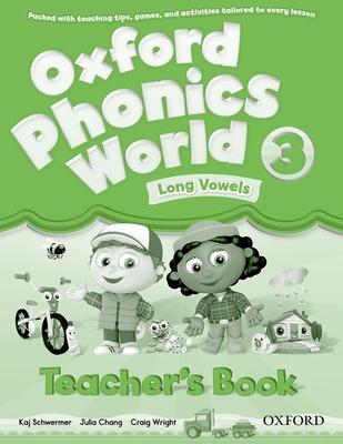 Oxford Phonics World: Level 3: Teacher's Book -