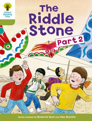 Oxford Reading Tree: Level 7: More Stories B: The Riddle Stone Part Two - Hunt, Roderick