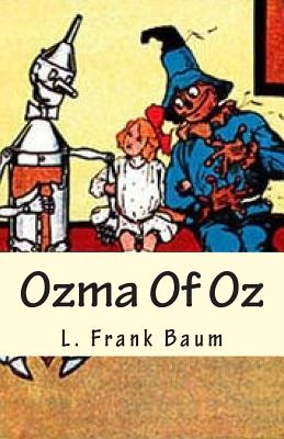 Ozma of Oz - Baum, L Frank