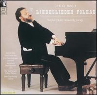 P.D.Q. Bach: Liebeslieder Polkas; Twelve Quite Heavenly Songs - Anne Epperson (piano); David Oei (piano); David Oei (keyboards); David Oei (vocals); John Ferrante (keyboards);...