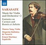 Pablo Sarasate: Music for Violin & Orchestra, Vol. 2