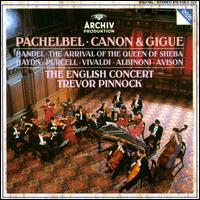 Pachelbel: Canon & Gigue - Anthony Pleeth (cello); David Reichenberg (oboe); Elizabeth Wilcock (violin); Franz Joseph Haydn (candenza);...