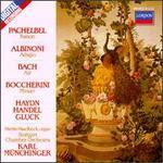 Pachelbel: Kanon; Albinoni: Adagio; Bach: Air...
