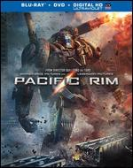 Pacific Rim [3 Discs] [Includes Digital Copy] [UltraViolet] [SteelBook] [Blu-ray/DVD]