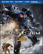 Pacific Rim [3D][Blu-ray/DVD]