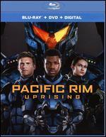 Pacific Rim: Uprising [Includes Digital Copy] [Blu-ray/DVD]
