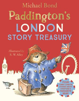 Paddington's London Treasury - Bond, Michael