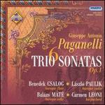 Paganelli: 6 Trio Sonatas, Op. 1