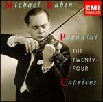 Paganini: 24 Caprices For Solo Violin