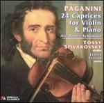 Paganini: Caprices for violin