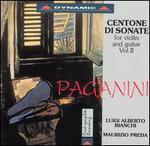 Paganini: Centone di Sonata for violin and guitar, Vol. 2