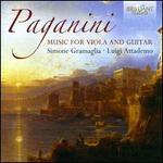 Paganini: Music for Guitar and Viola