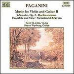 Paganini: Music for Violin and Guitar II