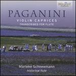 Paganini: Violin Caprices, transcribed for flute
