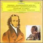 Paganini: Violinkonzerte Nos. 1 & 2
